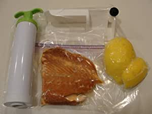 ThriftyVac Food Vacuum Packing System