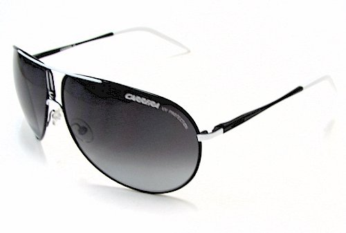 55ef81cc97cb Image Unavailable. Image not available for. Colour: Carrera Gipsy/S  Sunglasses GipsyS HMF/V4 Black/white Shades