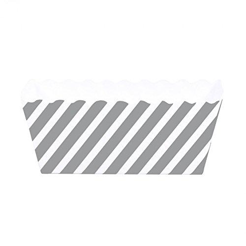 Striped Cupcake Box - 4