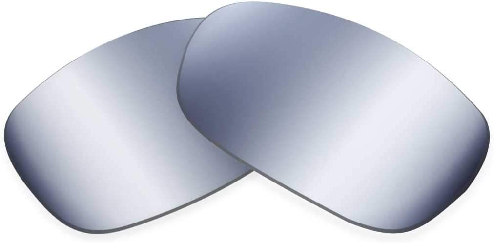 Sunglass Fix Replacement Sunglass Lenses Compatible with Dirty Dog Axle 63mm Wi