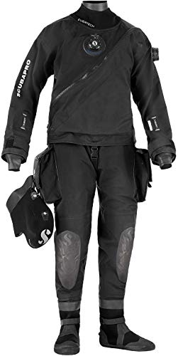 Scubapro Evertech Dry Breathable Men's Drysuit (Large)