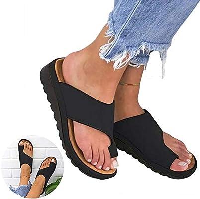 NEEDL CO 2019 New Women Comfy Platform Sandal Shoes Summer