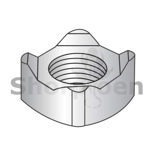 Box of 2000 SHORPIOEN Din 928 Metric Square Weld Nut A2 Stainless Steel M6-1.0 BC-M6D928A2