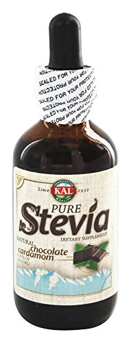 Stevia Extract, Pure (Chocolate Cardamom) Kal 1.8 oz Liquid