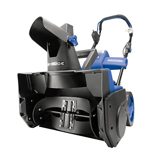 Snow Joe iON18SB Cordless Single Stage Snow Blower | 18-Inch | 40 Volt | Brushless ()