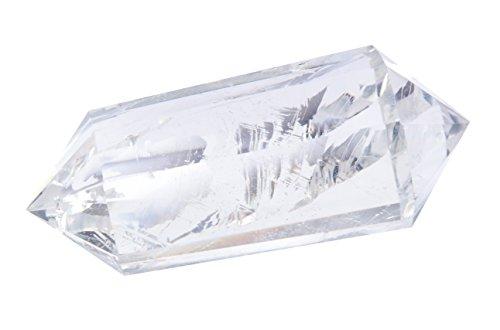 Quartz Faceted Gemstone - 9