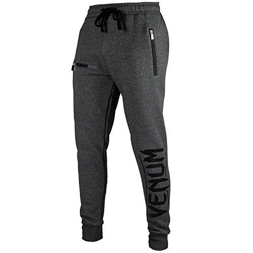 Venum Contender 2.0 Jogging Pants - Grey/Black - X-Large by Venum (Image #1)