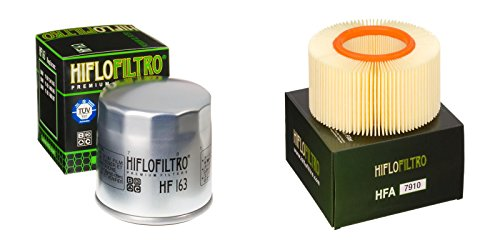 Oil and Air Filter Kit for BMW R1150 GS 99-05 HIFLO FILTRO
