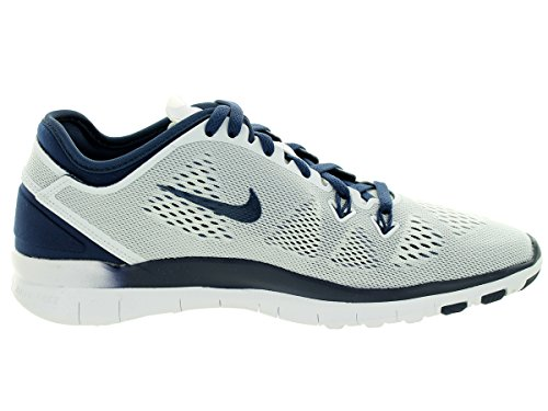 US Midnight Women Tr 5 Free Training Nike 0 Fit 5 Shoe Prt Women's Navy White OaqwP
