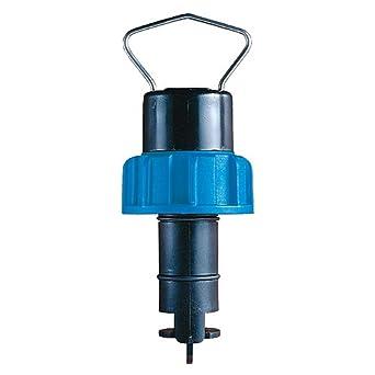 GF Signet 3-2536-P0 Rotor-X Paddlewheel Flow Sensor, Polypropylene Body, Black PVDF Rotor, Titanium Pin, 0.5