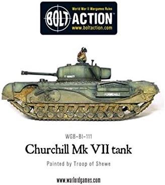 Churchill Mk Vii Tank Miniature Warlord Games WLG WGB-BI-111