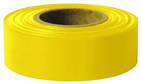 Yellow Barricade Tape - 1