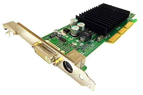 NVIDIA GeForce 4 MX440 64MB DDR AGP Video Card w/DVI TV-Out
