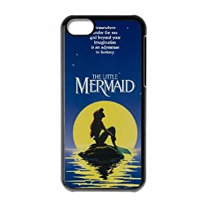 The Little Mermaid For iPhone 5C Csae protection phone Case FX219747