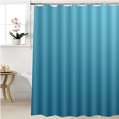 Gzhihine Gzhihine Shower Curtain Abstract Smooth Colorful