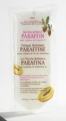 Gigi Botanical Blend Paraffin Wax 1lb 0925