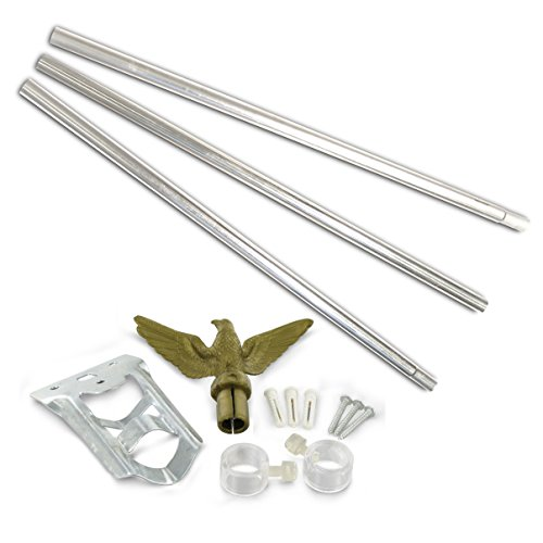 US Flag Store Residential Flagpole Kit (Flag Pole Sets)