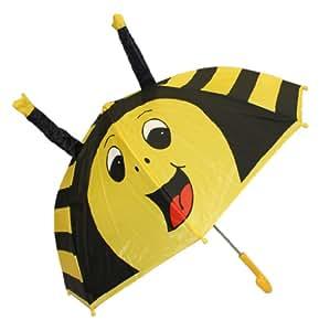 Idena 7860020 - Paraguas infantil con diseño de abeja (diámetro de 94 cm) [importado de Alemania]