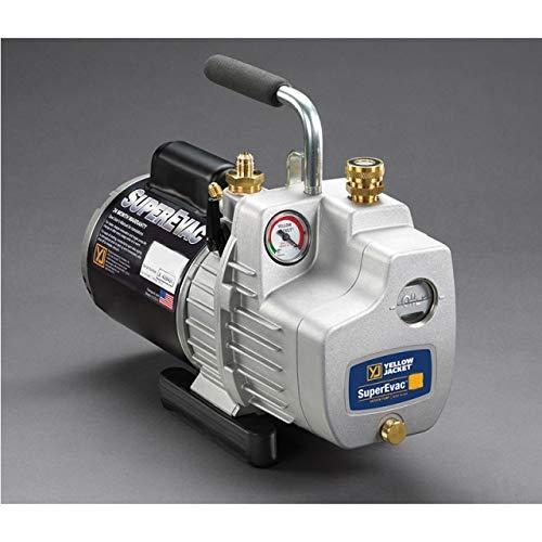 Yellow Jacket 93592 11.0 CFM SuperEvac Vacuum Pump 260 L/M at 50 Hz; 115/220v, 50/60 Hz