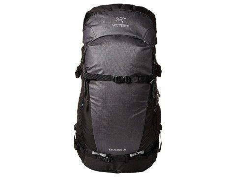 (アークテリクス)Arc'teryx ユニセックスリュックバックパック Khamski 31 Backpack Mercury Regular Regular [並行輸入品] B074GPWP9D