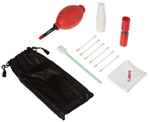 CowboyStudio Optical Pro Lens Cleaning Kit for Canon, Nikon, Pentax, Sony Digital SLR Cameras