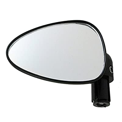 SUNLITE Sunltie CE-2 Bar End Mirror : Bike Mirrors : Sports & Outdoors