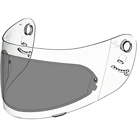 3ab92c97 Image Unavailable. Image not available for. Color: Shoei Pinlock Anti-Fog  Lens RF-1000 On-Road Motorcycle ...