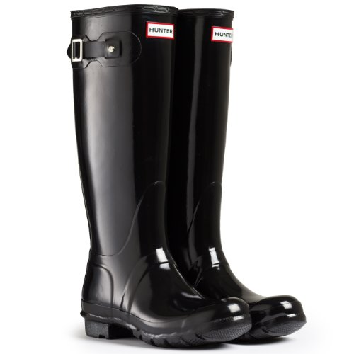 Women's Hunter Boots Original Tall Gloss Snow Rain