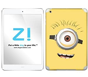 Zing Revolution Despicable Me 2 - Goggle Head 4 Tablet Cover Skin for iPad mini (Wi-Fi/Wi-Fi + Cellular) (MS-DMT360389)