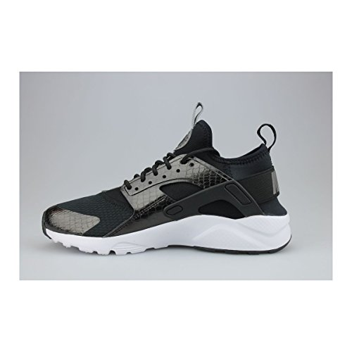 Nike Air Huarache Run Ultra GS, Zapatillas de Gimnasia Para Niños Negro (Black M T L C Pewterblackwhite 021)