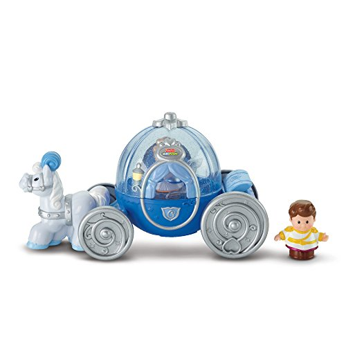Fisher Price Pram With Doll - 4