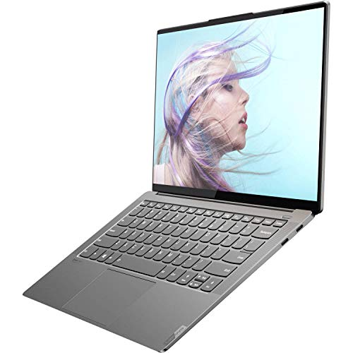 "Lenovo Ideapad S940 Laptop, 14"" UHD 4K IPS Display, Intel Core i7-8565U Quad-Core Processor up to 4.6GHz, 8GB RAM, 256GB PCIe NVMe M.2 SSD, USB 3.1 Type-C, Backlit Keyboard, Windows 10 Home, Iron Gray"