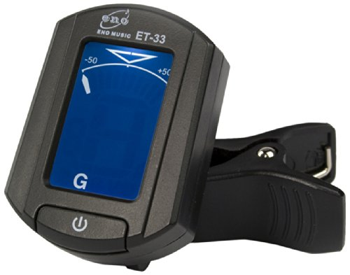 Eno Chromatic Digital Tuner Clip