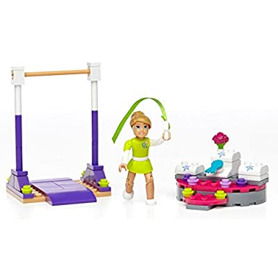 Mega Construx American Girl Mckenna's Gymnastic Training: Toys & Games