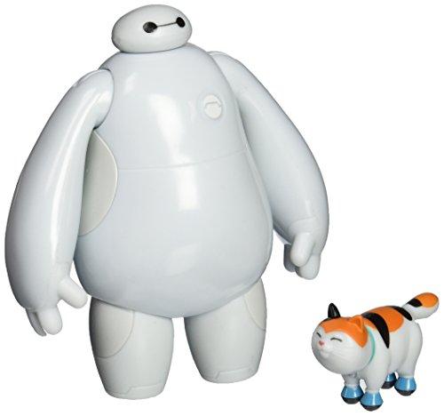 "Big Hero 6 4"" Baymax and Mochi Action Figure Set"