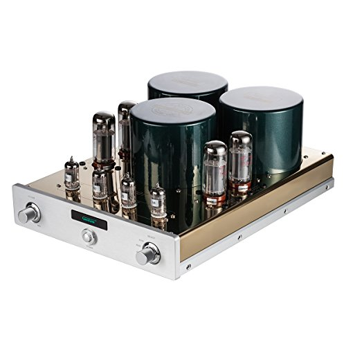Gemtune MC-10T EL34BX4 Hi-Fi Integrated Push-Pull Tube Amplifier