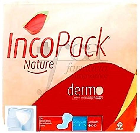 Indas Pañal Indas Incopack Rect Dia 20X60 80Ui 100 g: Amazon.es: Salud y cuidado personal