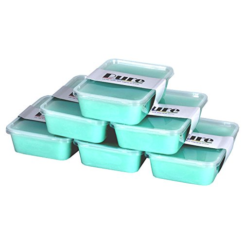 PURE Tea Tree Paraffin Wax 6 x 450g blocks