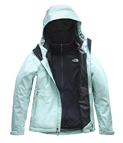 The North Face Women's Arrowood Triclimate Jacket, Canal Blue/Canal Blue, Size XS