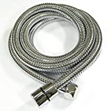 HRD Extra Long Stainless Steel Handheld Shower Hose (3.0 Meters) (118 Inches)