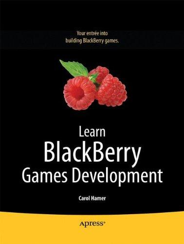 Download Learn Blackberry Games Development PDF