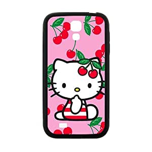 WAGT Hello kitty Phone Case for samsung galaxy S4 Case