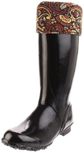 Botas Para Mujer Alex Ii Rain Bota Black Multi