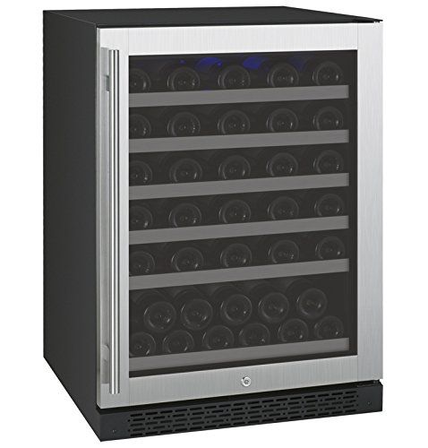 Allavino Vswr56-1Ssrn - 56 Bottle Single Zone Wine Cellar Refrigerator With R.. 18