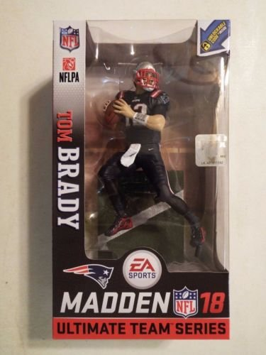 new style db05c 3477b Amazon.com: Toys Madden NFL 18 Ultimate Team - New England ...