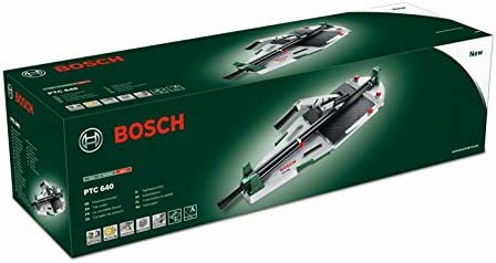 Bosch PTC 640 - Cortador de azulejos manual, 640 mm (ref ...