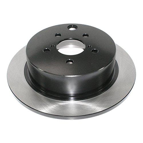 DuraGo BR901128-02 Solid Brake Rotor (Rear) ()