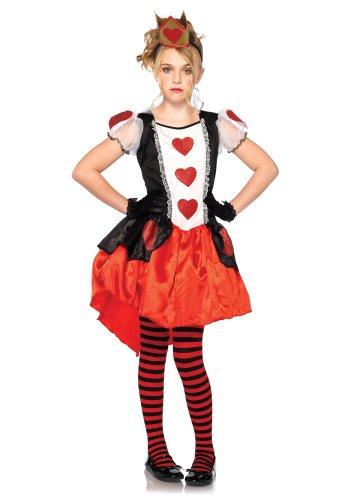 Leg Avenue Children's Wonderland Queen Costume