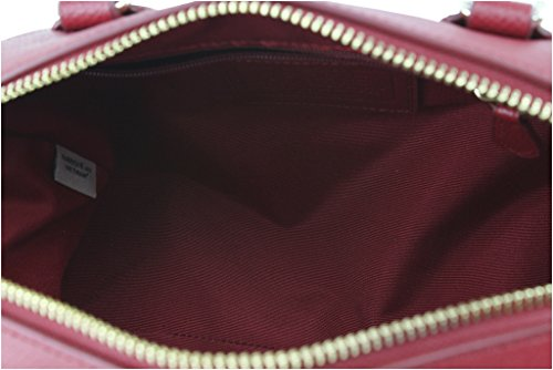 Shoulder Bag Leather Bennett Mini Red True Coach Handbag wtaIw