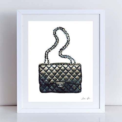 Chanel Quilted Handbag - 2